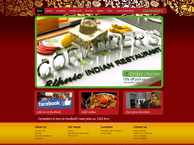 Indian restaurant chain