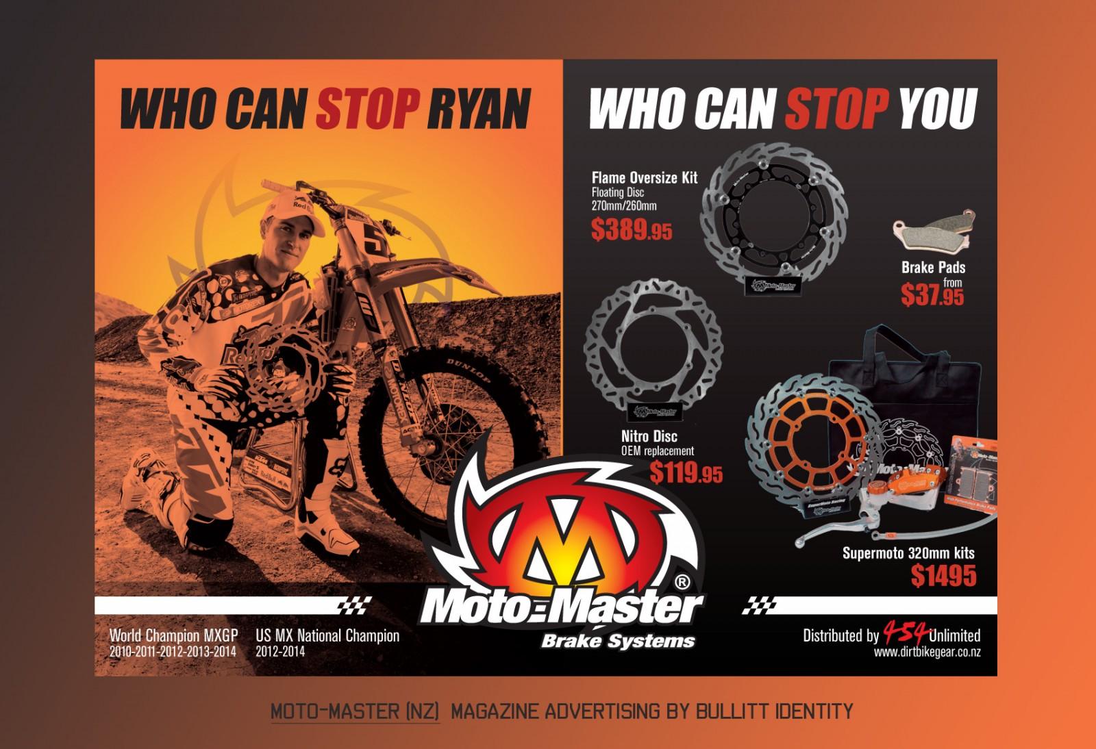 Moto-Master ads